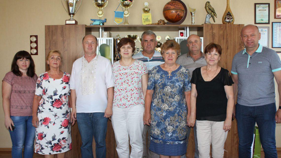 Засідання робочої групи Басейнової ради річок Приазов'я