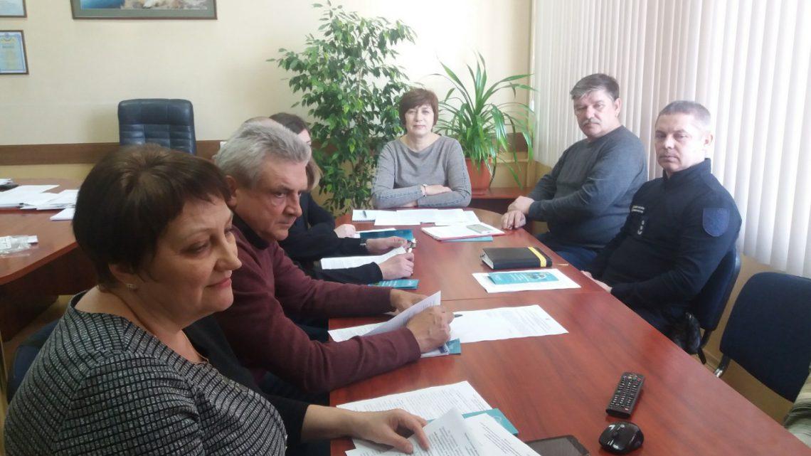 Засідання Міжвідомчої комісії по встановленню режимів роботи водосховищ комплексного призначення у районі басейну річок Приазов'я на весняно-літній період 2020 року