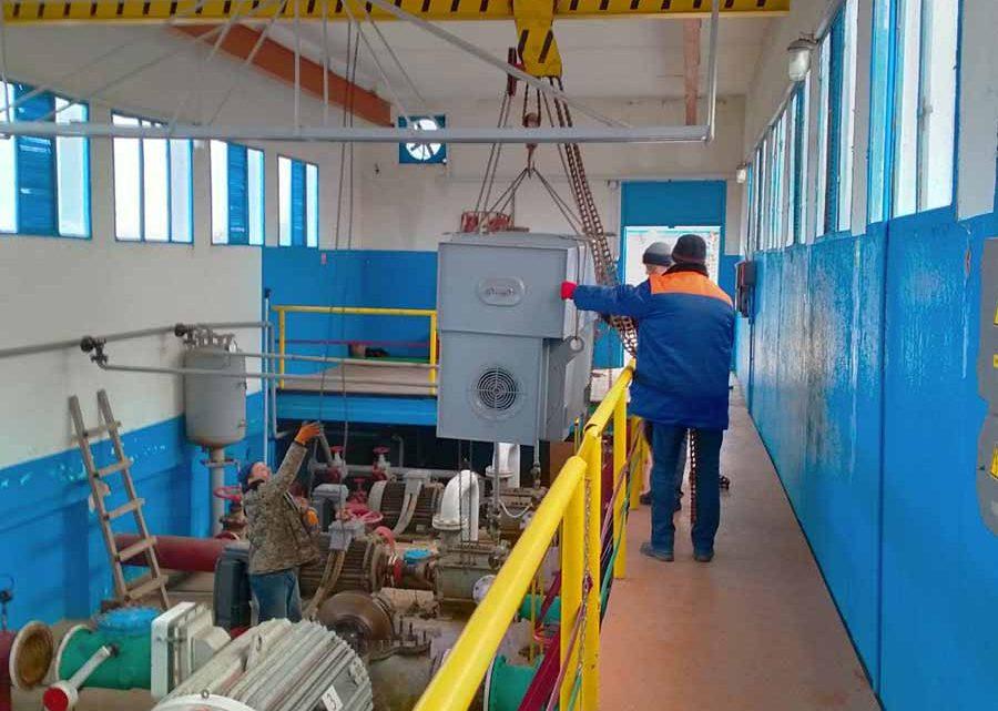 Продовжуємо підготовку водогосподарських об'єктів  до поливного сезону 2021 року